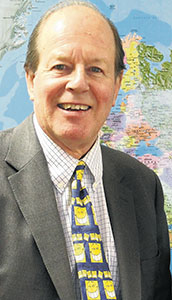 Mike Cripps